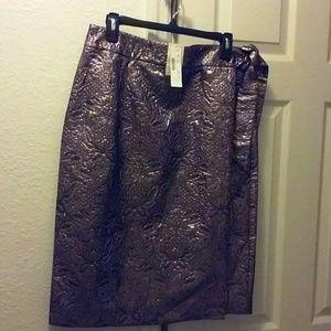 J.C. Shimmer Skirt